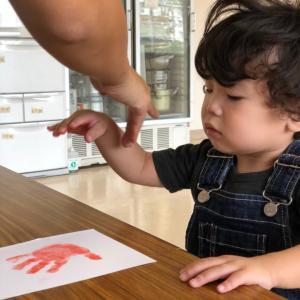 【親子教室Smile】可愛いジャック・オー・ランタンの完成♡