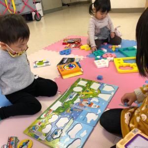 【親子教室Smile】オニ退治でとっても嬉しいプレゼント?!
