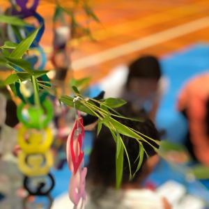 【募集】親子の学び教室も再開します!七夕飾りをつくるよ♪