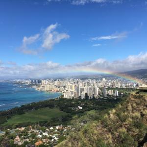 ハワイはトレッキングがいっぱい!まずは定番のダイアモンドヘッドのご紹介☆