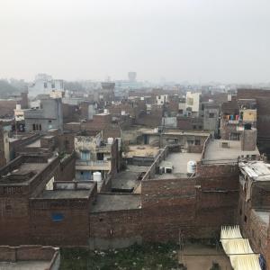インドを発つ #20