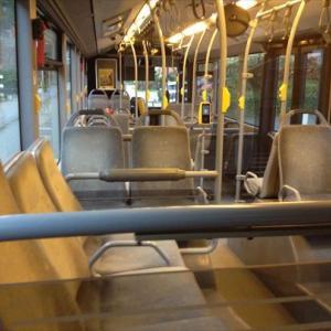 最後のローカルバス