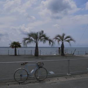 梅雨前滑り込み浜名湖ポタ