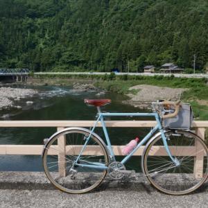 板取川とモネの池ポタリング