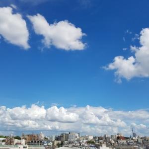 綺麗な夏空♪