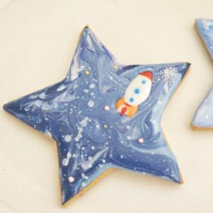 宇宙クッキー