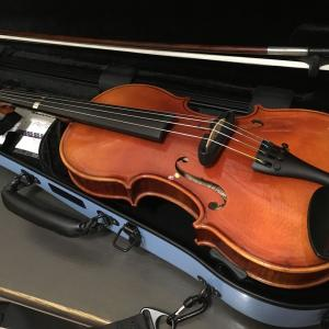 ボーム「無窮動」バイオリン再開レッスン2回目の宿題に(大汗)
