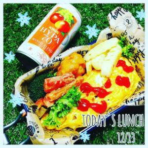 今日のお弁当12/13 と澤田ビル祭りイベントのはなし。