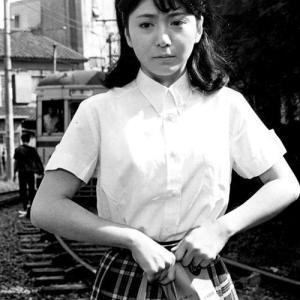 和泉雅子さん 白黒写真のカラー化