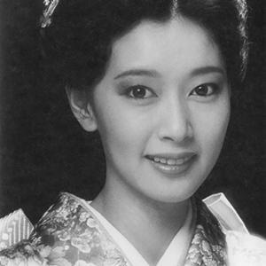 夏目雅子さん 白黒写真のカラー化