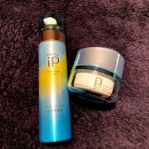 ソフィーナ iP ♡化粧水も乳液も使わないダブル美容液習慣