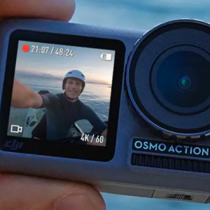 【DJI】Osmo Actionだと!?