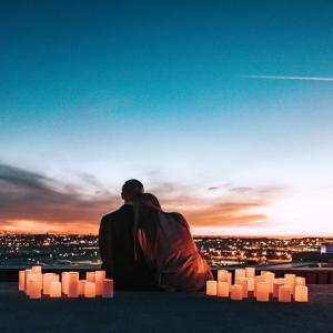 瞬間瞬間に、愛を取る。