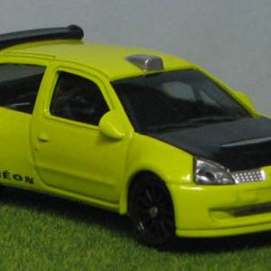 RENAULT Clio II Super1600(Yellow) NOREV