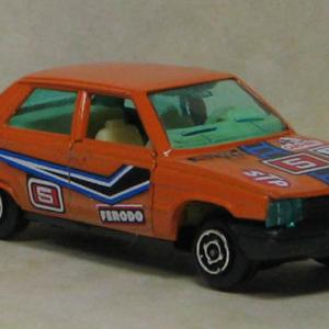 RENAULT 9 (ORANGE #5 RALLY) GUISVAL