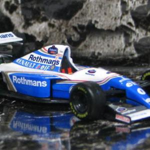 Williams Renaul FW16 (1994 SUN MARINO)#0 AOSHIMA