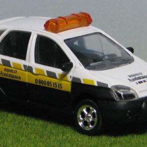 RENAULTSCENIC RX4 (ASSISTANCE) RENAULT TOYS