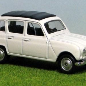 RENAULT 4 (Ivory) WELLY