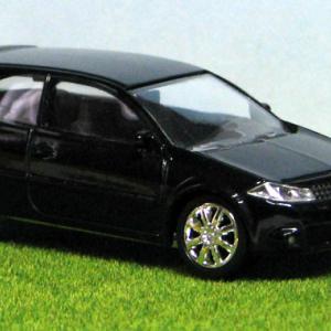 RENAULT MEGANE II RS  (Black) RENAULT TOYS