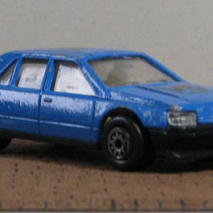 RENAULTSCENIC 25 V6 TURBO (Blue) M.C. TOY