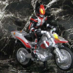 オートバジンビークルモード,ジェットストライカー,サイドバッシャー(仮面ライダー555より)