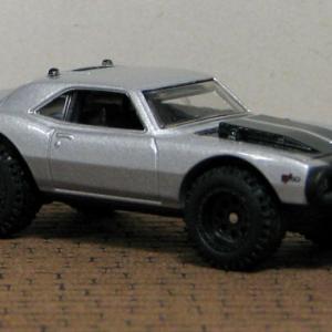 '67 OFF Road Camaro(FAST & FURIOUS 7 より)