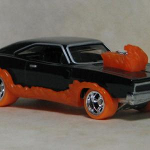 GOST RIDER CHARGER (AGENT OF S・H・I・E・L・Dより)