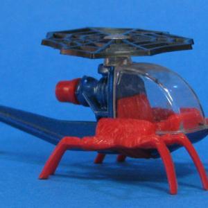 スパイダー・ヘリコプター(the AMAZING SPIDER-MANより)