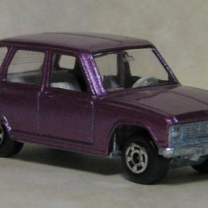 RENAULT 6L (Metallic Purple) Polistil