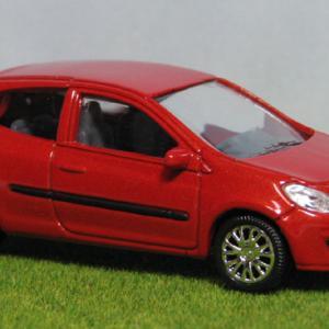 RENAULT Clio III 3Door (Red) NOREV