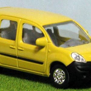 RENAULT KANGOO II  (Yellow) NOREV