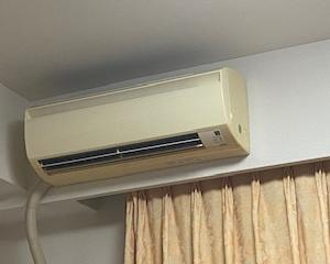 エアコン掃除と お友達とランチ♪