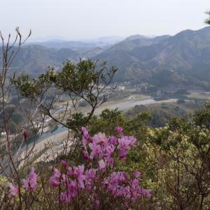 宮崎の冠岳