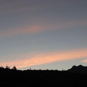 4日目雲の平から薬師岳山荘へ