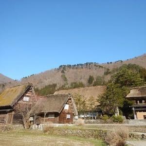 冬季限定の三百名山 猿ヶ馬場山☆世界遺産の白川郷から登る山(3月26日)