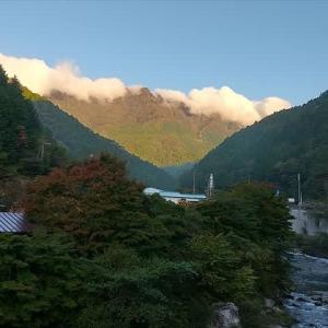 四国ピークハントの山旅③☆笹ヶ峰(二百)→伊予富士(三百)