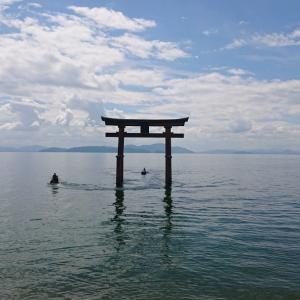 【日帰り旅】綺麗な湖に癒されて