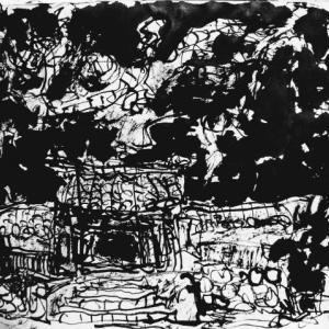 白龍と山ノ門