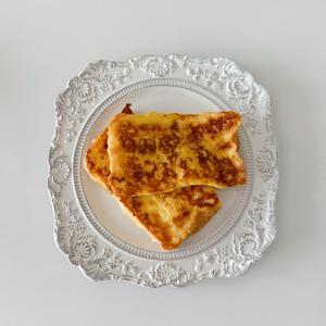 小倉優子さんが作って下さったフレンチトースト♡