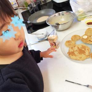 【3歳】穏やかな3歳バースデー