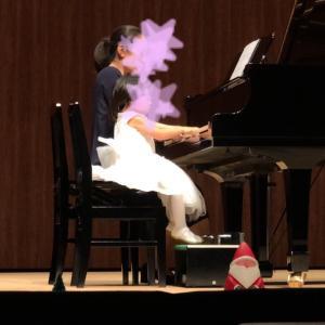 【2人目妊娠中】4歳児のピアノ