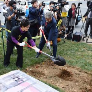 【バージニア州アナンデール】米首都近郊で慰安婦像設置へ 韓国系団体が27日除幕式、米で5体目