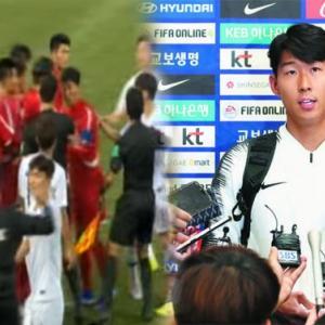 【無観客試合】北朝鮮選手たちは一斉に声を上げて殺到 暴言、肘打ち、バックタックル…孫興民「記憶したくない試合」