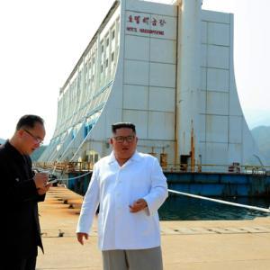 金正恩「韓国が建てた陰気くせぇホテルは撤去しろ。見てるだけで気分が悪くなる」