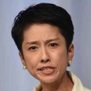 【立憲民主党】蓮舫「あなた達も桜の会を行っていた、とか。出席してたでしょ、とか。つまらない反応です」