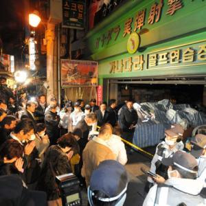 日本人観光客ら16人死傷の韓国・釜山射撃場火災から10年 唯一の生存者語る