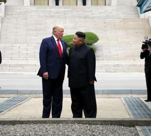 【米朝会談】トランプ大統領「近いうちに会おう」→ 北朝鮮「無益な会談にこれ以上興味はない」
