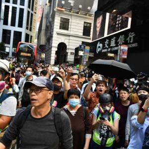 香港高裁「覆面禁止法は違憲」→中国がガチギレ「判断は共産党がするもの。全人代への挑戦だ」