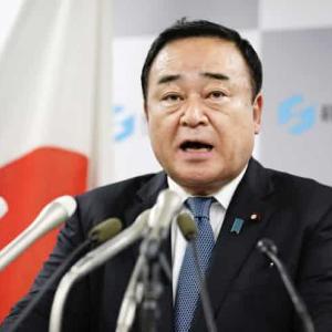 【速報】梶山経産相、対韓輸出管理強化の見直し否定