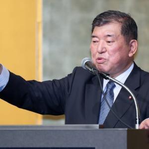 【朝日新聞】石破茂氏「検証しないと、戦争また起こる危険性」